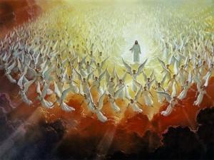 Poselství z andělských říší