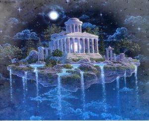 duchovní chrám