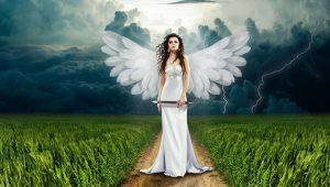 andělé přechodu